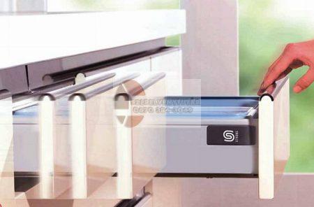 StrongBox fiókszett, csillapítással, 86mm