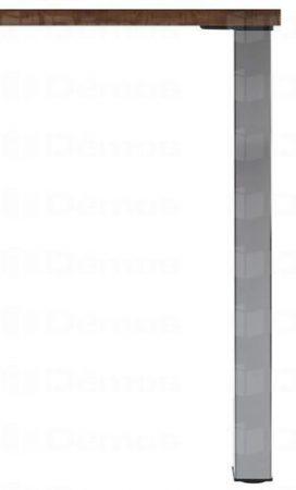 Négyszögletes asztalláb acél profilból 60*60 mm