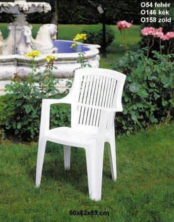 Kerti műanyag szék, Arpa