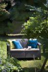 Corfu 2 személyes kanapé