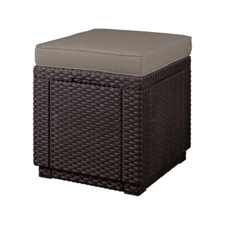Cube ülőke párnával