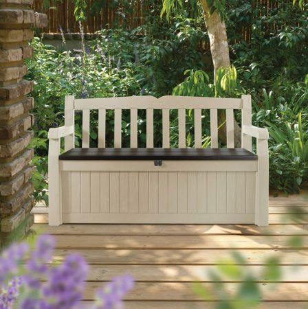 curver-kerti pad,eden garden-műrattan kertibúztor