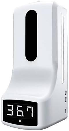 Digitális hőmérő fertőtlenítő adagolóval