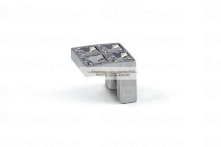 Fogantyú Swarovski kövekkel 16 mm