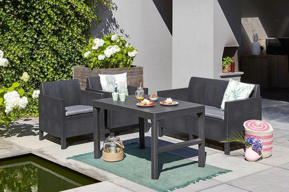 Curver Lyon kerti asztal